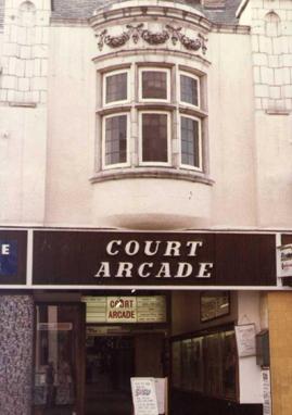 Court arcade 1972-1990